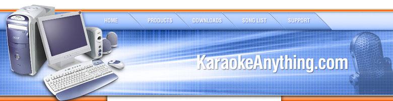 Free Windows Karaoke Software